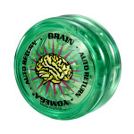Green Brain Yomega Yo-Yo