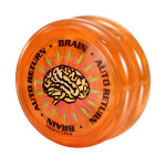 Orange Brain Yomega Yo-Yo