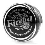 Black and Clear Yomega Fireball