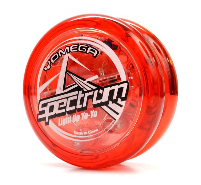Red Yomega Spectrum
