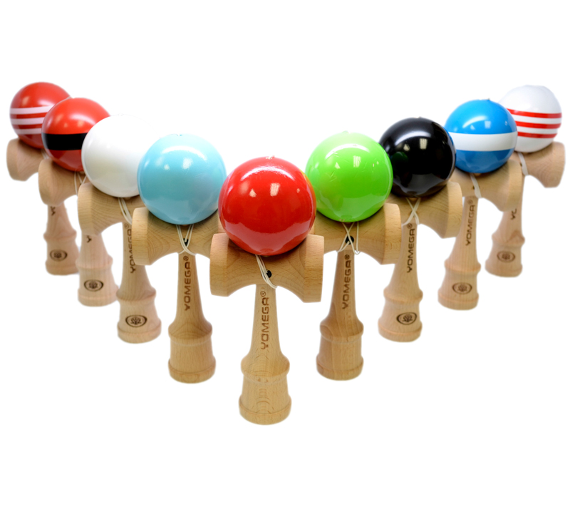 Yomega Kendama Pro Collection