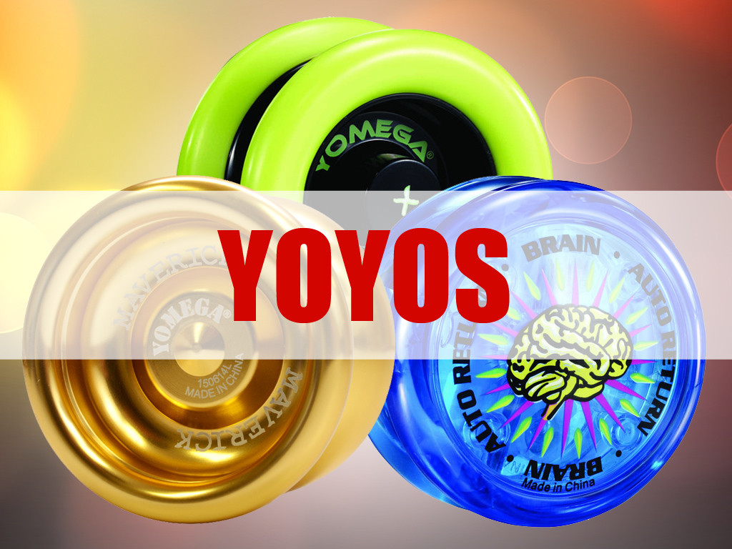 Shop for Yomega YoYos
