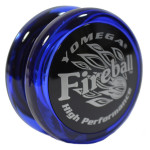 Blue Yomega Fireball