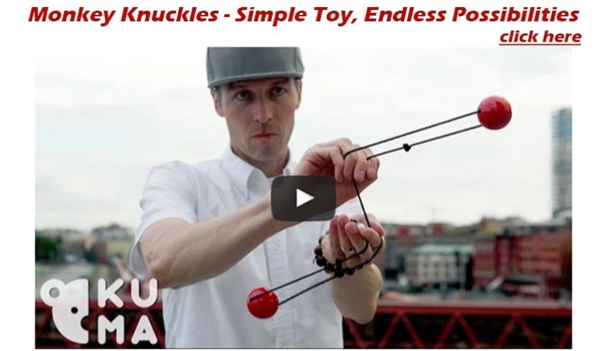 Monkey Knuckles