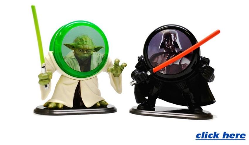 Star Wars YoYos