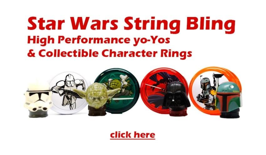 Star Wars YoYo String Bling